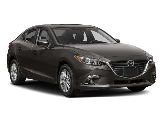 2016 Mazda Mazda3 Prices and Values Sedan 4D i Touring I4 side front view
