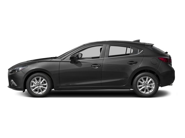2016 Mazda Mazda3 Pictures Mazda3 Wagon 5D s Touring I4 photos side view