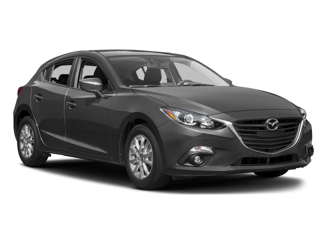 2016 Mazda Mazda3 Prices and Values Wagon 5D s Touring I4 side front view