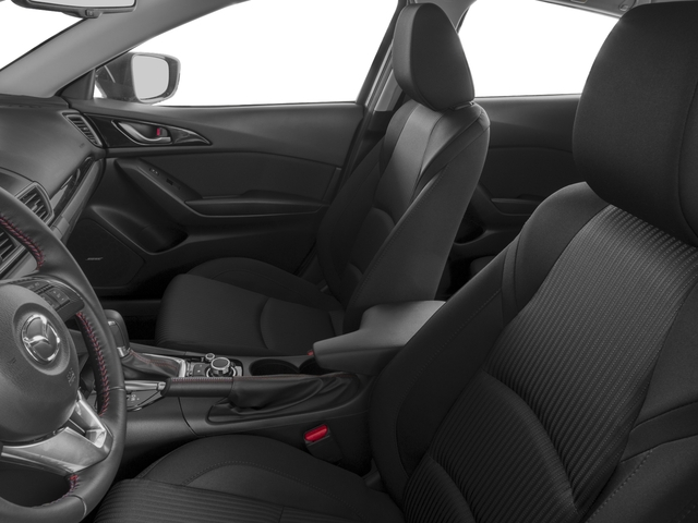 2016 Mazda Mazda3 Prices and Values Wagon 5D i Touring I4 front seat interior