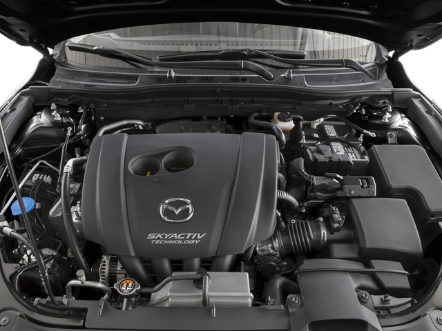 2016 Mazda Mazda3 Pictures Mazda3 Wagon 5D s Touring I4 photos engine