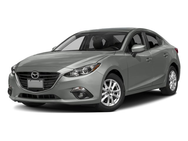 2016 Mazda Mazda3 Prices and Values Sedan 4D i GT I4 side front view