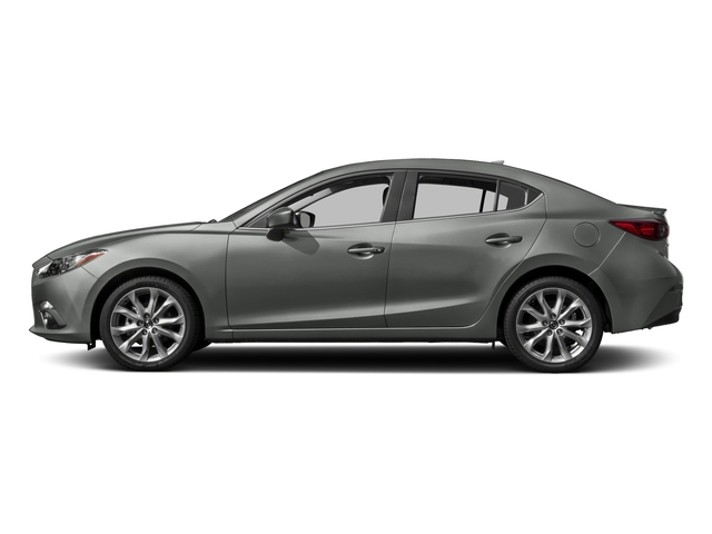 2016 Mazda Mazda3 Pictures Mazda3 Sedan 4D s Touring I4 photos side view
