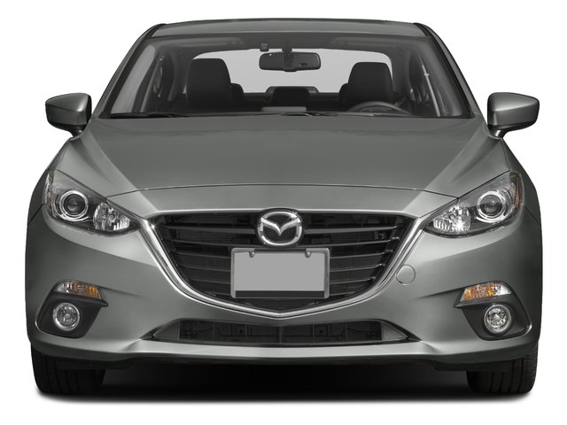 2016 Mazda Mazda3 Pictures Mazda3 Sedan 4D s Touring I4 photos front view