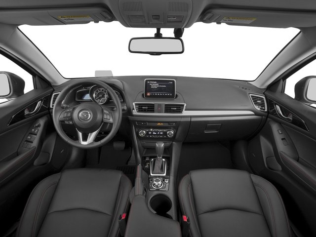 2016 Mazda Mazda3 Pictures Mazda3 Sedan 4D s Touring I4 photos full dashboard