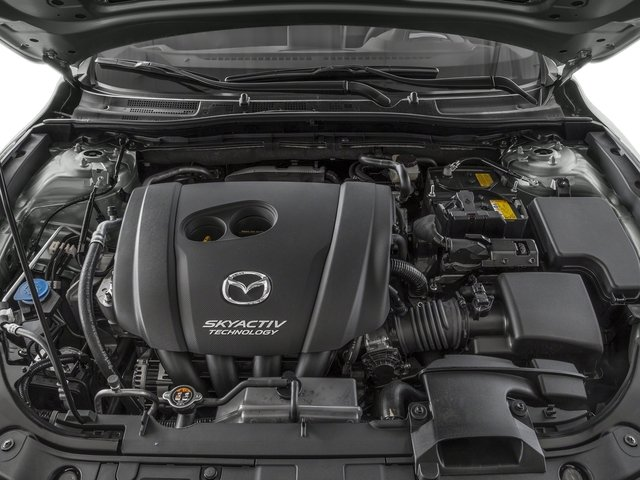 2016 Mazda Mazda3 Pictures Mazda3 Sedan 4D s Touring I4 photos engine