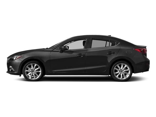 2016 Mazda Mazda3 Prices and Values Sedan 4D s GT I4 side view