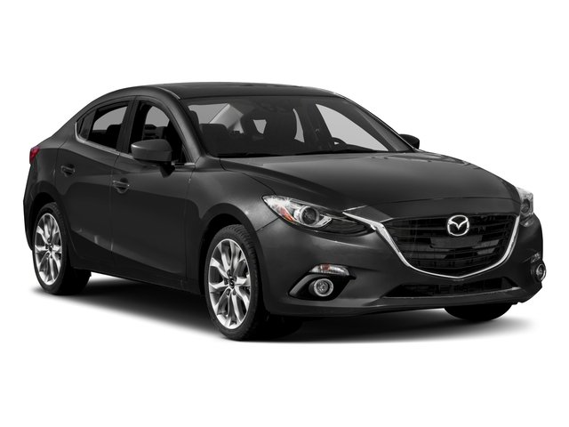 2016 Mazda Mazda3 Prices and Values Sedan 4D s GT I4 side front view