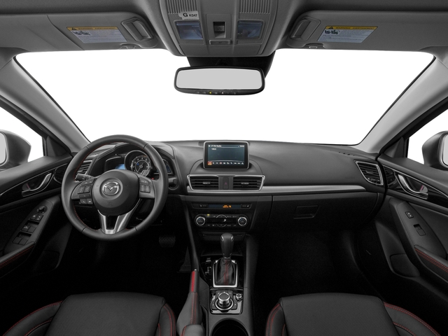 2016 Mazda Mazda3 Prices and Values Sedan 4D s GT I4 full dashboard