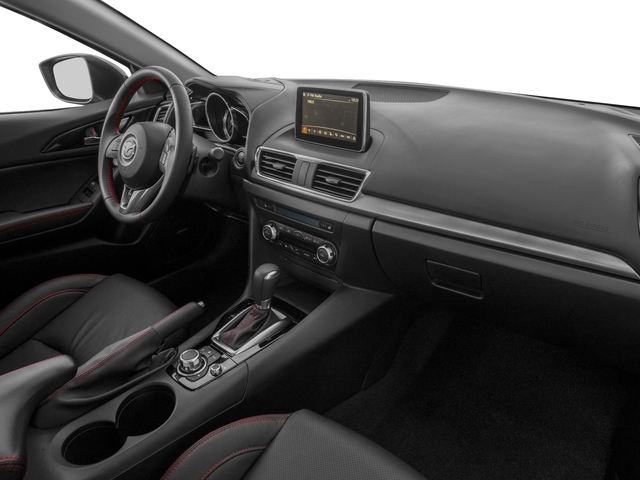 2016 Mazda Mazda3 Prices and Values Sedan 4D s GT I4 passenger's dashboard