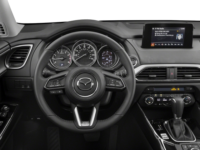 2016 Mazda CX-9 Prices and Values Utility 4D Sport 2WD I4 driver's dashboard