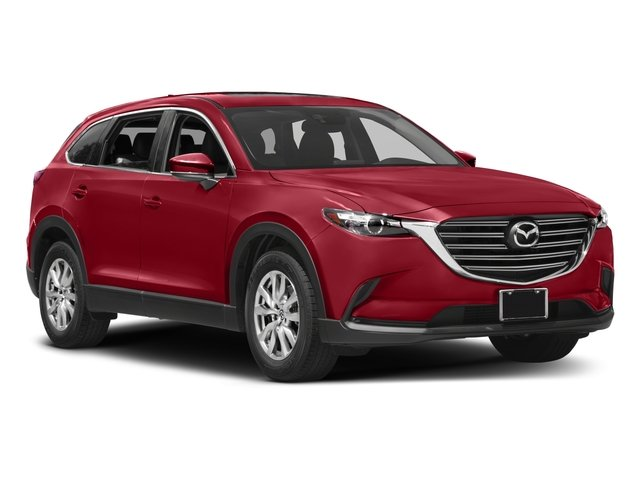 2016 Mazda CX-9 Prices and Values Utility 4D Touring 2WD I4 side front view