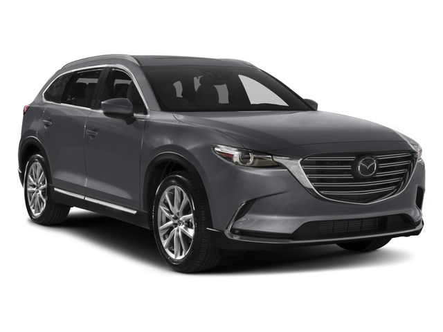 2016 Mazda CX-9 Prices and Values Utility 4D GT AWD I4 side front view