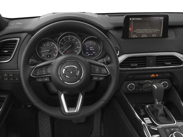 2016 Mazda CX-9 Prices and Values Utility 4D GT AWD I4 driver's dashboard