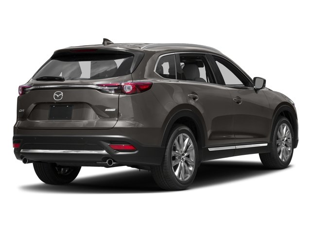 2016 Mazda CX-9 Prices and Values Utility 4D GT 2WD I4 side rear view