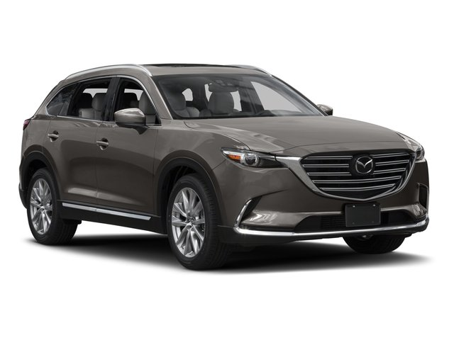 2016 Mazda CX-9 Prices and Values Utility 4D GT 2WD I4 side front view