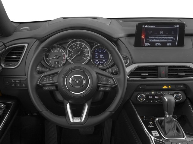 2016 Mazda CX-9 Prices and Values Utility 4D GT 2WD I4 driver's dashboard