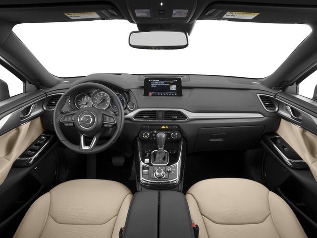2016 Mazda CX-9 Prices and Values Utility 4D GT 2WD I4 full dashboard