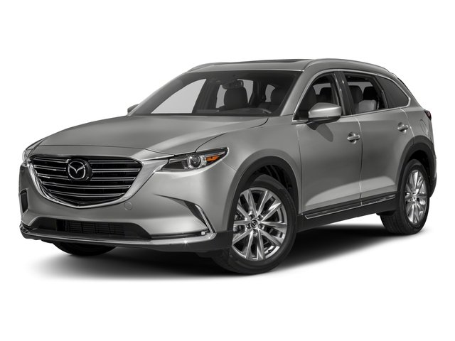 2016 Mazda CX-9 Prices and Values Utility 4D Signature AWD I4 side front view