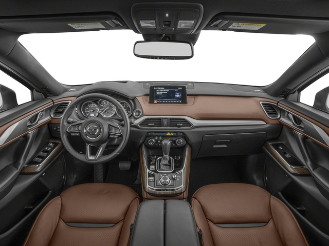 2016 Mazda CX-9 Prices and Values Utility 4D Signature AWD I4 full dashboard