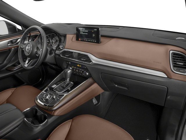 2016 Mazda CX-9 Prices and Values Utility 4D Signature AWD I4 passenger's dashboard