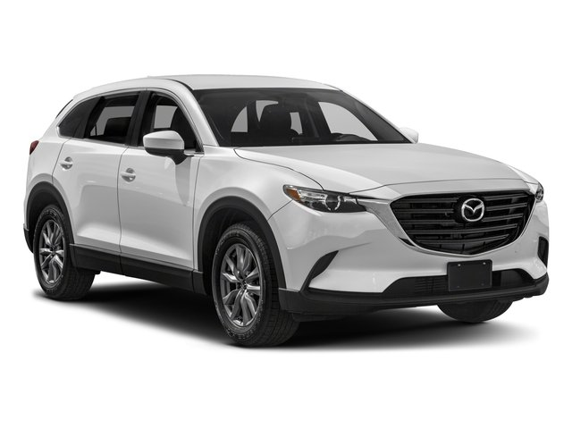 2016 Mazda CX-9 Pictures CX-9 Utility 4D Sport AWD I4 photos side front view