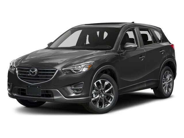 2016 Mazda CX-5 Pictures CX-5 Utility 4D GT AWD I4 photos side front view