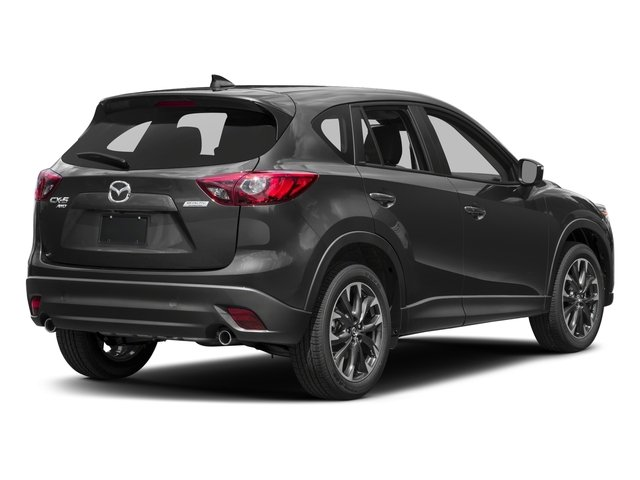 2016 Mazda CX-5 Prices and Values Utility 4D GT AWD I4 side rear view