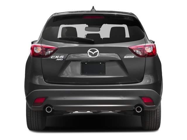2016 Mazda CX-5 Prices and Values Utility 4D GT AWD I4 rear view