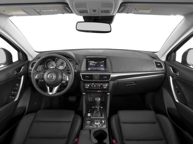2016 Mazda CX-5 Prices and Values Utility 4D GT AWD I4 full dashboard
