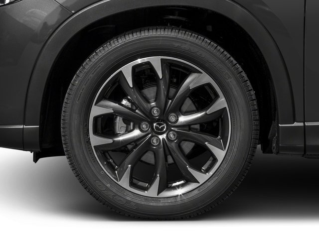 2016 Mazda CX-5 Pictures CX-5 Utility 4D GT AWD I4 photos wheel