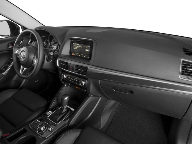2016 Mazda CX-5 Prices and Values Utility 4D GT AWD I4 passenger's dashboard