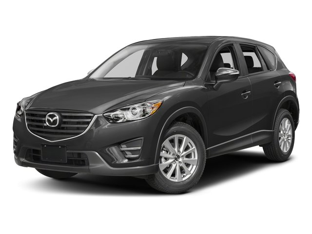 2016 Mazda CX-5 Prices and Values Utility 4D Sport 2WD I4 Manual side front view
