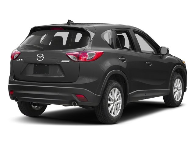 2016 Mazda CX-5 Prices and Values Utility 4D Sport 2WD I4 Manual side rear view