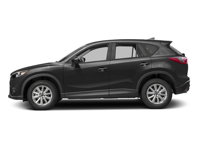 2016 Mazda CX-5 Prices and Values Utility 4D Sport 2WD I4 Manual side view