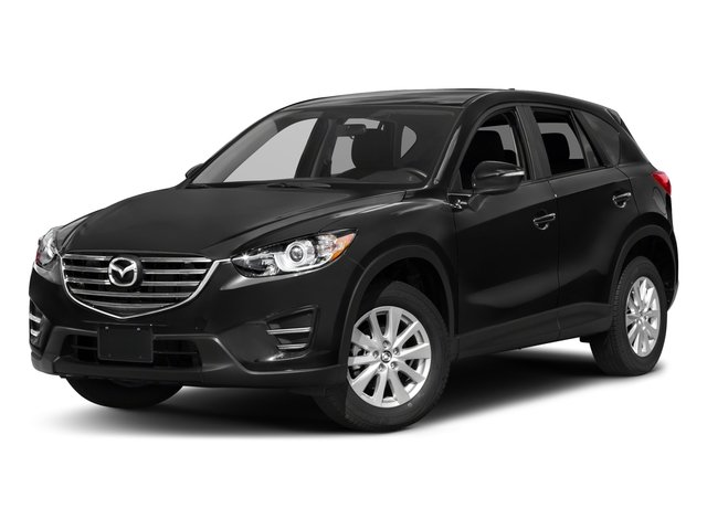 2016 Mazda CX-5 Prices and Values Utility 4D Sport AWD I4 side front view