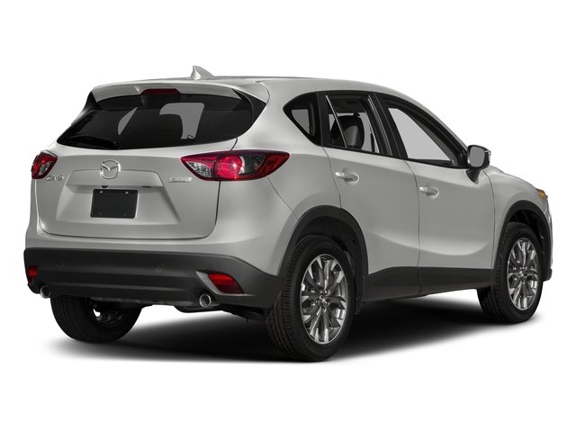 2016 Mazda CX-5 Pictures CX-5 Utility 4D GT 2WD I4 photos side rear view