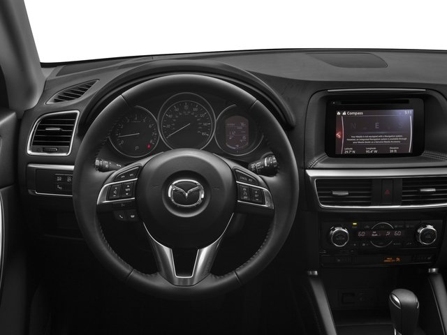 2016 Mazda CX-5 Pictures CX-5 Utility 4D GT 2WD I4 photos driver's dashboard
