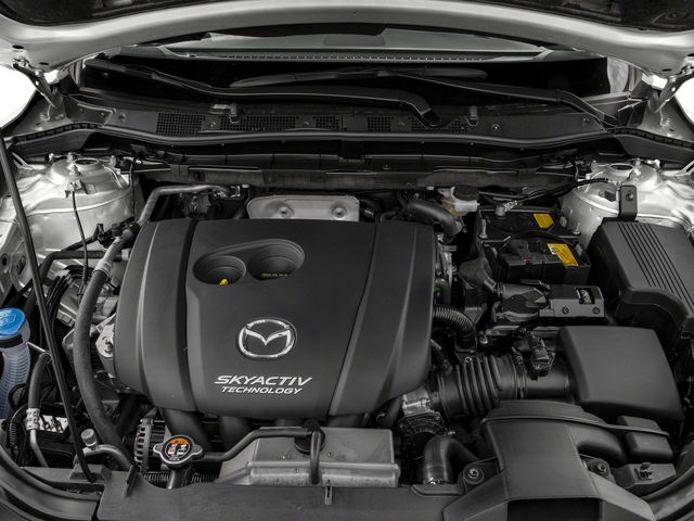 2016 Mazda CX-5 Pictures CX-5 Utility 4D GT 2WD I4 photos engine