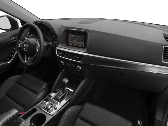 2016 Mazda CX-5 Prices and Values Utility 4D GT 2WD I4 passenger's dashboard
