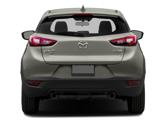 2016 Mazda CX-3 Prices and Values Utility 4D Sport AWD I4 rear view