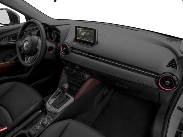 2016 Mazda CX-3 Prices and Values Utility 4D Sport AWD I4 passenger's dashboard
