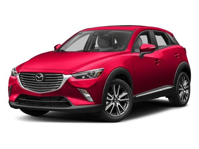 2016 Mazda CX-3 Prices and Values Utility 4D GT 2WD I4 side front view