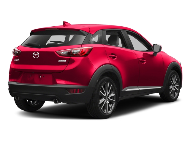 2016 Mazda CX-3 Prices and Values Utility 4D GT 2WD I4 side rear view