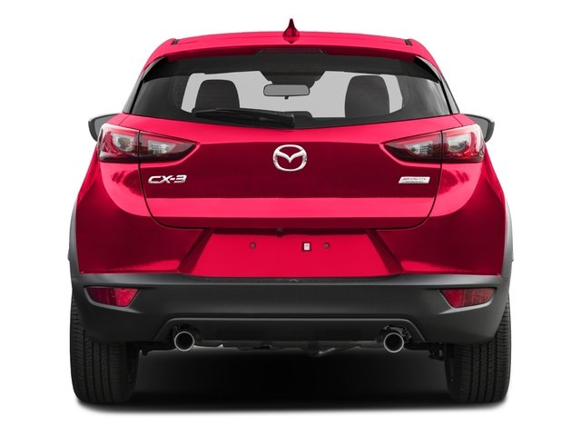 2016 Mazda CX-3 Prices and Values Utility 4D GT 2WD I4 rear view