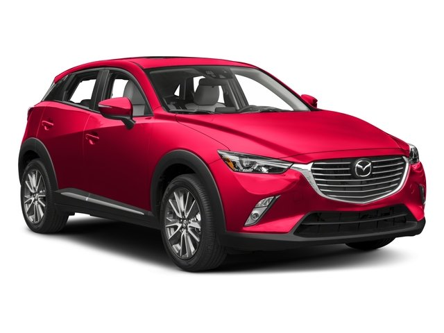 2016 Mazda CX-3 Prices and Values Utility 4D GT AWD I4 side front view