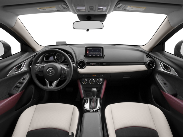 2016 Mazda CX-3 Prices and Values Utility 4D GT 2WD I4 full dashboard