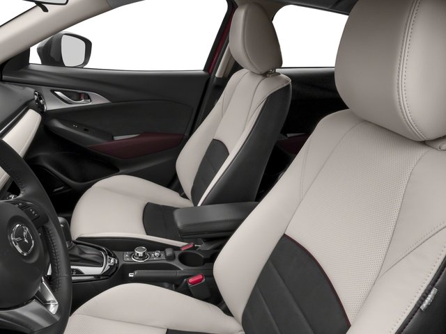 2016 Mazda CX-3 Prices and Values Utility 4D GT 2WD I4 front seat interior
