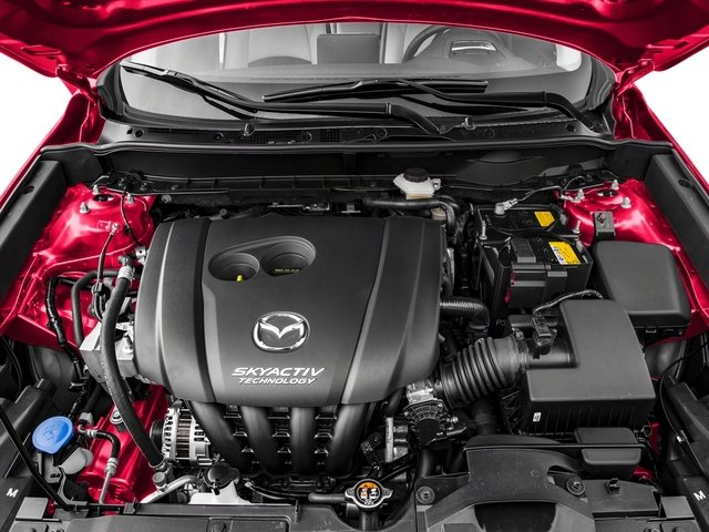 2016 Mazda CX-3 Prices and Values Utility 4D GT 2WD I4 engine