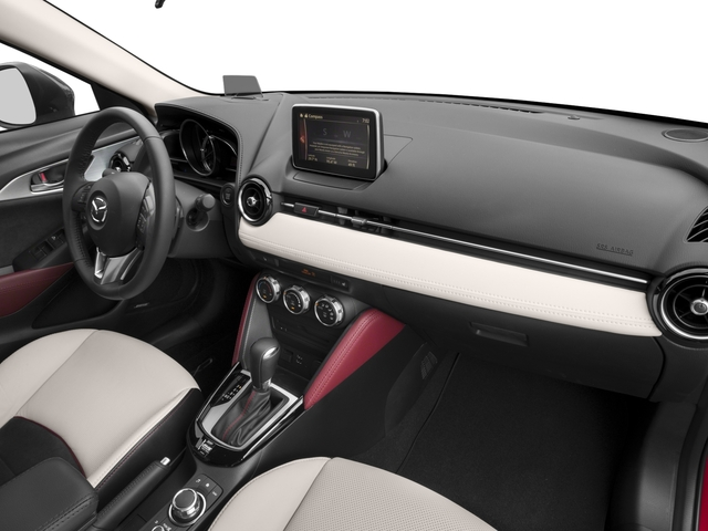 2016 Mazda CX-3 Prices and Values Utility 4D GT 2WD I4 passenger's dashboard